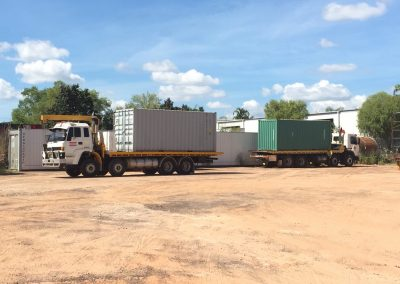 Darwin Container Services